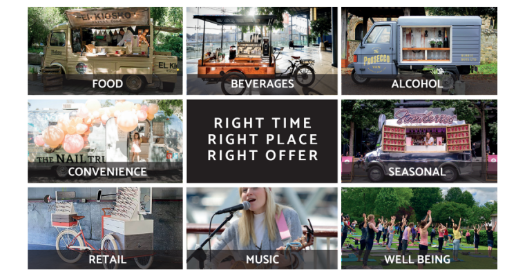StreetDots announce brand new opportunities for street traders