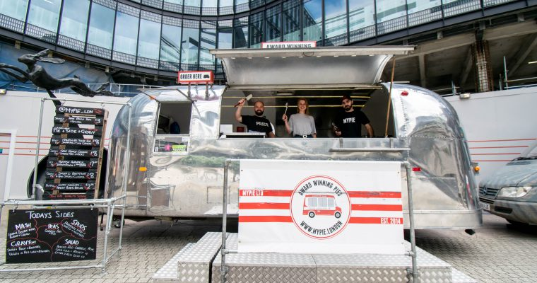 Food trucks are helping restaurants to remain relevant