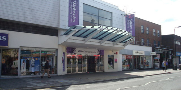 Walnut Shopping Centre, Orpington